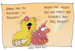 NichtRauchMopf+